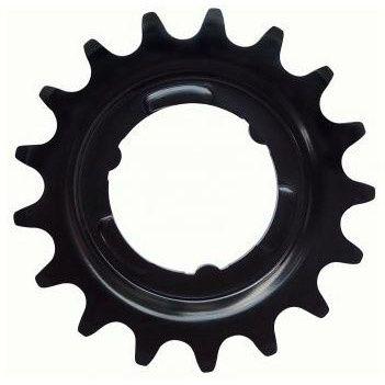 KMC tandwiel R Shimano 22T Chromoly zwart 3/32