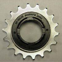 Shimano freewheel BMX 18T zilver ISFMX3018 BSA