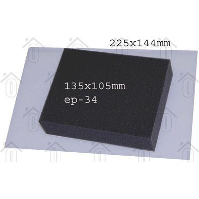 AEG Filter Spons, stofhouder ACX6200 9001663419