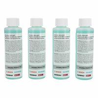 Bosch Reiniger Onderhoudsmiddel, 4 stuks Warmtepompdrogers 00311829 00312111