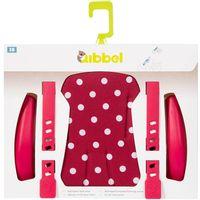 Qibbel stylingsset voorzitje Polka dot rood