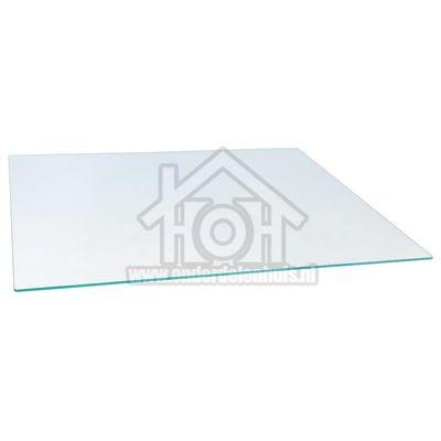Liebherr Glasplaat 395x357 mm. GP137620, GPESF1476 7271838