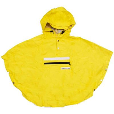 Peoples Poncho yellow kind S
