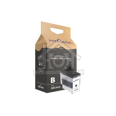 Wecare Inktcartridge LC 900 Black MFC-210C MFC-410CN K12262W4