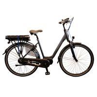 Bikkel iBee Vida Nexus 7V gloss steelgrey D49 468Wh