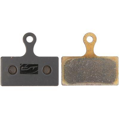 Foto van Contec Schijfremblokken Cbp-550 S, Gesinterd - Metaal Passend Voor Shimano Xtr Br-M9100 / M9020 / M