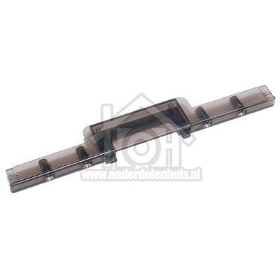 Pelgrim Handgreep plexi -van afzuigkap- SLK 70 - SLK 700 507413