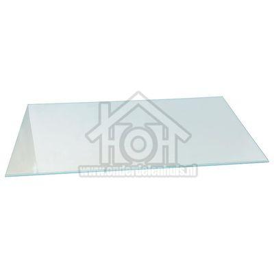 Whirlpool Glasplaat Legplateau KGIF3182ASF, KRIF3141A, ART6711ASFS 481010463484