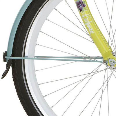 Alpina spatb stang set 24 GP RAL6034 turquoise