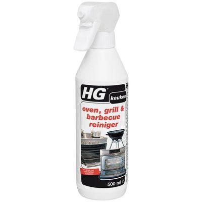 HG Reiniger Oven& Grill& Bbq reiniger Incl. verstuiver 138050100