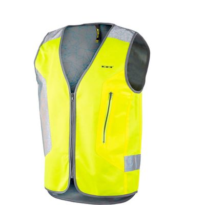 Wowow hesje Tegra jacket S yellow