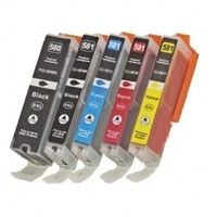 Multipack Canon 580/581 XL