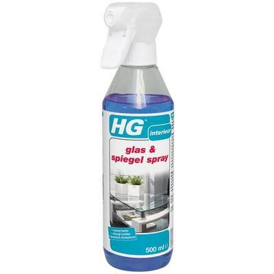 HG Reiniger Glas & spiegel spray Incl. verstuiver 142050100