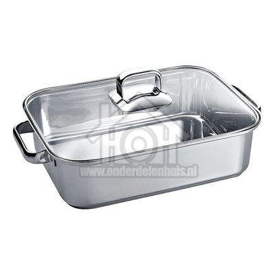 Bosch Pan Braandpan met glazen deksel Flexinductie kookplaten 00573879