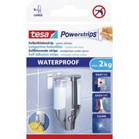Tesa powerstrips waterproof 6 stuks