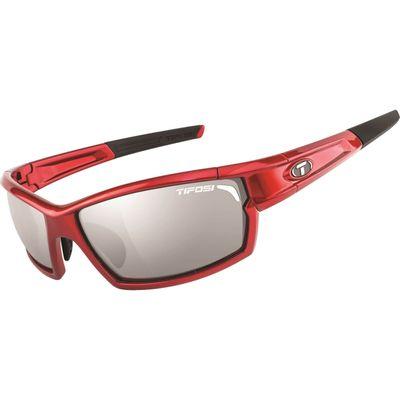 Tifosi bril CamRock metallic rood
