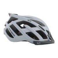 Contec Helm Sport Chili. Grijs / Zwart, Maat M (56-58 Cm)