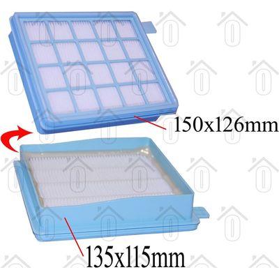 Foto van Philips Filter Hepa filter 146x126x35mm FC8470, FC8471, FC8472, FC9322, FC9326, FC9531 432200493801