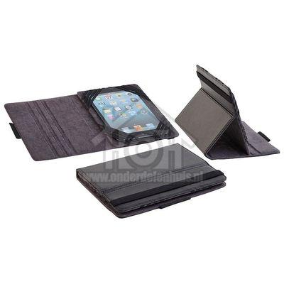 Spez Book Case Tablet / eReader, Zwart Universeel 7.0 t/m 8.2 inch 22449