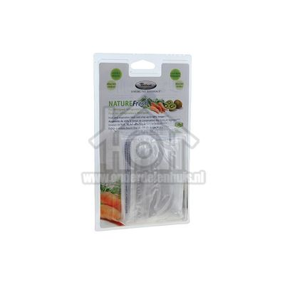 WPRO Filter Natur Fresh Anti-rijping Product voor in uw Koelkast 480181700845
