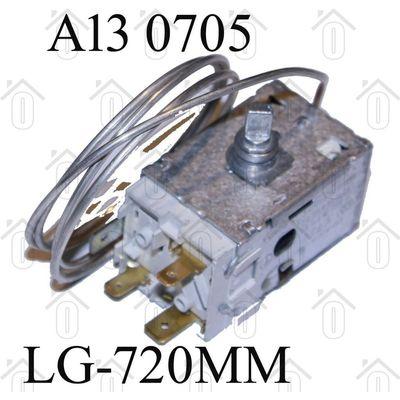 Whirlpool Thermostaat 3 cont. Cap.L= 70cm. WBE34172, WBM3116, KG812AWS 481228238231