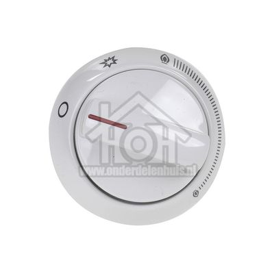 Bosch Knop Met 2 vlammen en 0 stand HSG142HNE02, 00188160