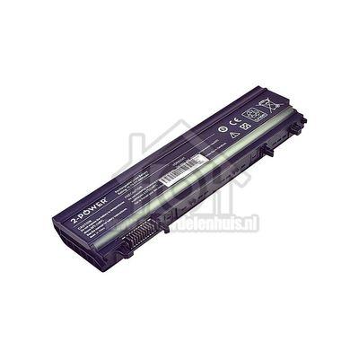2-Power Accu Accu 11.1V 5200mAh Dell Latitude E5440 CBI3426A