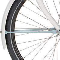 Cortina v spatb stang 24 U4 pastel turquoise