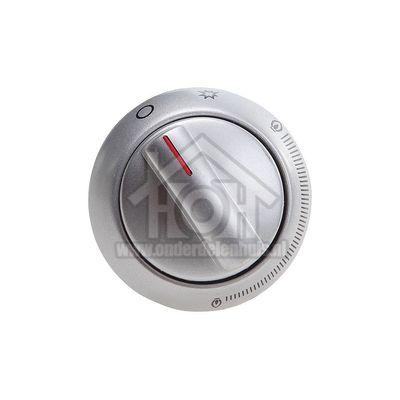 Bosch Knop Gasknop zilver HSV443P 00188172