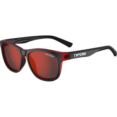 Tifosi bril Swank zwart-rood