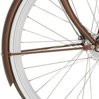 Cortina v spatb stang 28 E-U4 sparkle brown matt