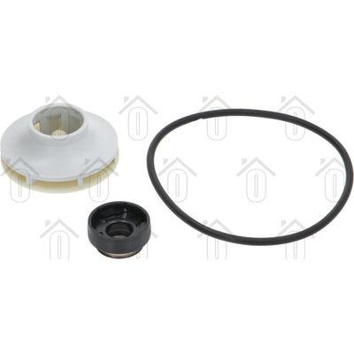 Bosch Simmering met veer van spoelpomp + schoep voor o.a. motor 489652 00419027