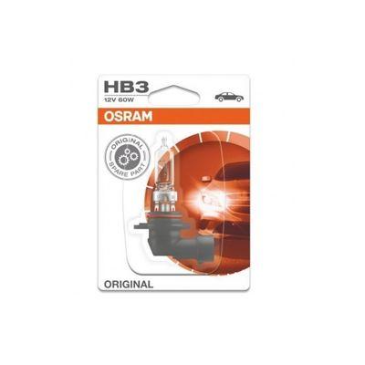 Foto van Osram autolamp HB3 12V 60W
