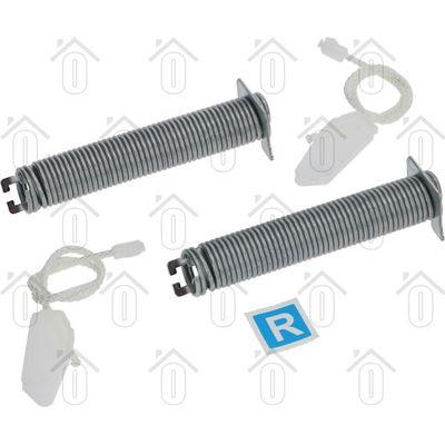 Bosch Reparatieset Deurbalans 2x veer, 2x touwtje SMV69M50 00754869