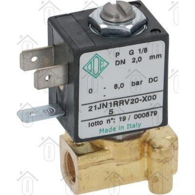 Saeco Ventiel Magneetventiel 2 weg messing EV 21JN1RRV20-XT+LBV05024CU HD8752, HD8769,