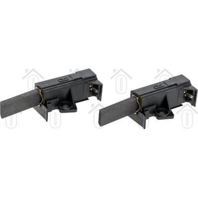 Foto van AEG Koolborstel in houder -andere bevest. bovenladers (R) 4.8mm 50680490005