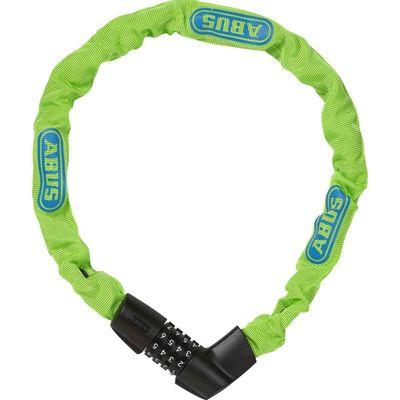 Abus kettingslot code Tresor 1385/75 neon green