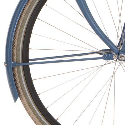 Cortina v spatb stang 28 U4 dull blue