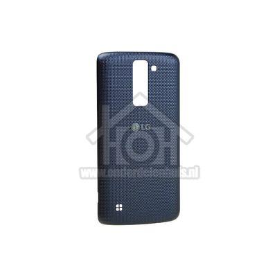 Foto van LG Back Cover Achterkant, Accudeksel, Black LG K8 K350N ACQ88763611