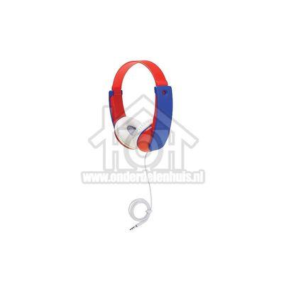 JVC Hoofdtelefoon On Ear Kids met begrensd volume Voor kinderen vanaf 3 jaar HAKD7RE