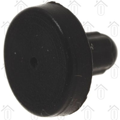 Smeg Dopje van pannendrager zwart PGF95 754010121