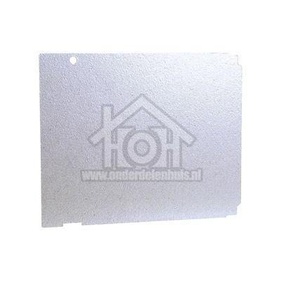 LG Micaplaat 13,9 x 11,4cm. MC7644A 3052W1M019B