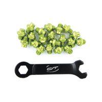 Contec Pedaal Pins R-Pins Guerilla Green