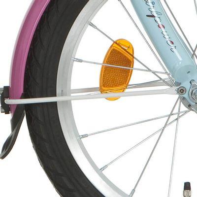 Alpina spatb stang set 16 GP wit