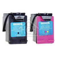 Easyfiks Inktcartridge No. 62XL Black + Color Combipack Officejet 5740, Envy 5640, 7640