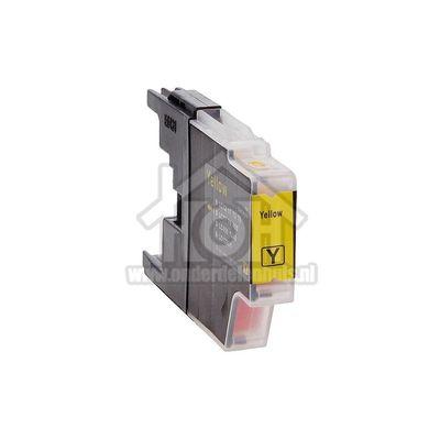 Easyfiks Inktcartridge LC1220, LC1240 Yellow DCPJ525W,DCPJ725DW,MFCJ430W LC1220Y