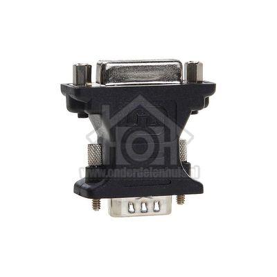 Easyfiks DVI - VGA Adapter VGA Male - DVI-D Contra Female Verloopstekker BME629