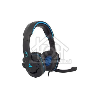 Play Hoofdtelefoon Gaming Hoofdtelefoon Stereo 3.5mm jackplug PL3320