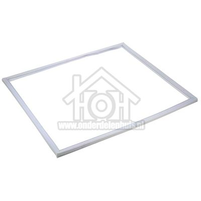 Whirlpool Afdichtingsrubber 500 x 540mm -wit- druk KGIC 633-2733-2743 481246668087