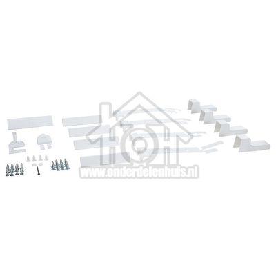 Bosch Bevestigingsset Geleiderset van deur, Compleet KIV38V00, KI24M471 00491367